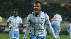 O camisa 10 da Lazio pode reforçar o Valencia na próxima temporada. AFP