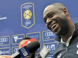 Ledley King will become part of the coaching staff at Tottenham. AFP