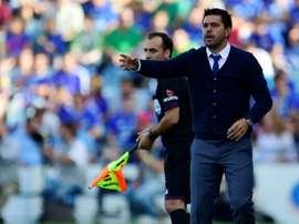 Contra, o novo seleccionador romeno. AFP