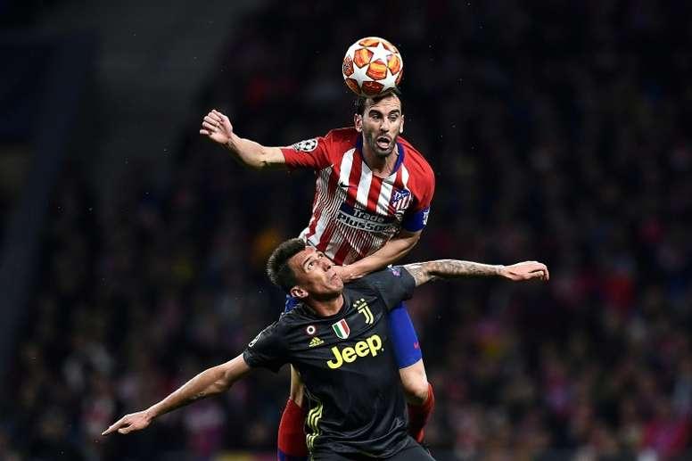 Les compos probables du match de Ligue des champions entre la Juventus et l'Atlético. AFP