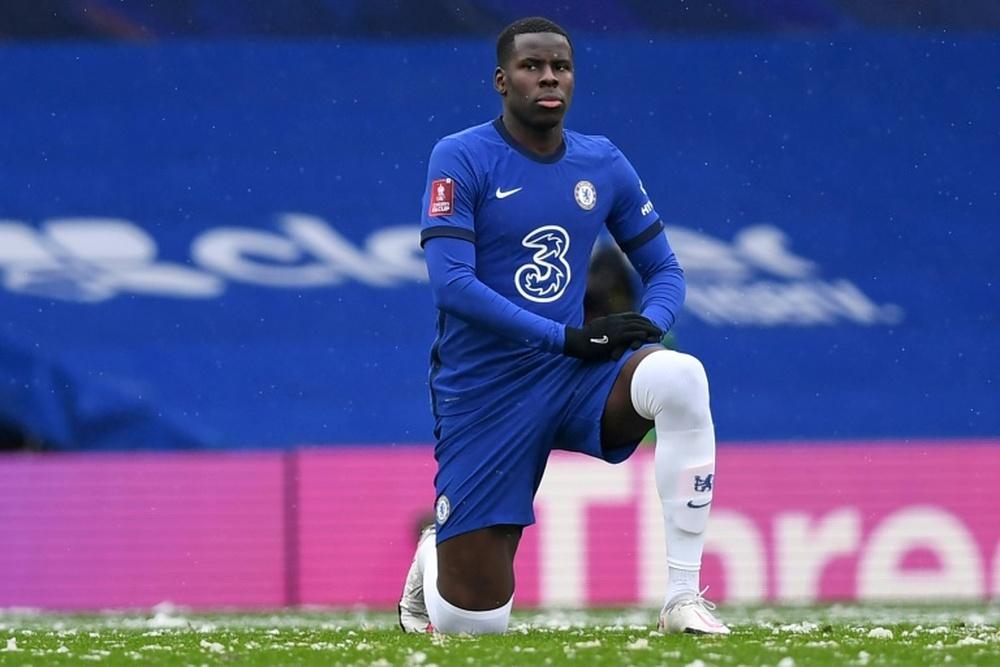 El West Ham complicaría la 'operación Koundé'. AFP
