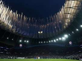 Tottenham payera les 720 millions de son nouveau stade sur 23 ans. AFP