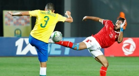 Mohsen goal helps Ahly secure comfortable passage to final. AFP