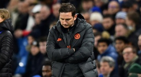 Lampard veut faire le ménage à Chelsea. AFP