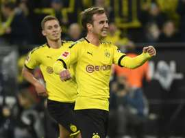 He will leave Dortmund. AFP