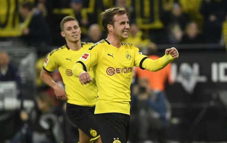 He will leave Dortmund. AFP