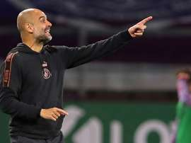 Guardiola says Bielsa is a better coach than him. AFP