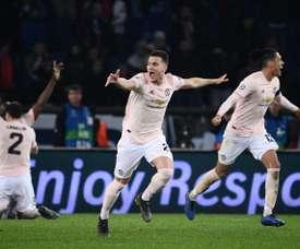 Le PSG et le Barça s'arrachent un défenseur portugais. AFP