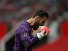 De Gea 'proud' to beat Schmeichel record at Man Utd. AFP