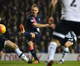 Siem de Jong's stint at Newcastle could be over. AFP