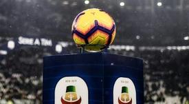 Il nuovo calendario di Serie A. AFP