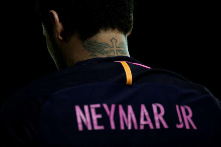 El Barcelona escarmentó con el adiós de Neymar. AFP