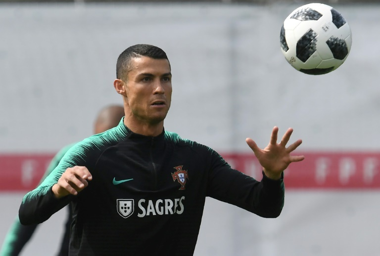 Con un partidazo de Cristiano Ronaldo, España y Portugal empataron 3-3