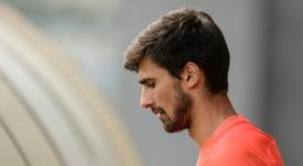 El Barça quiere colocar a sus descartes. AFP