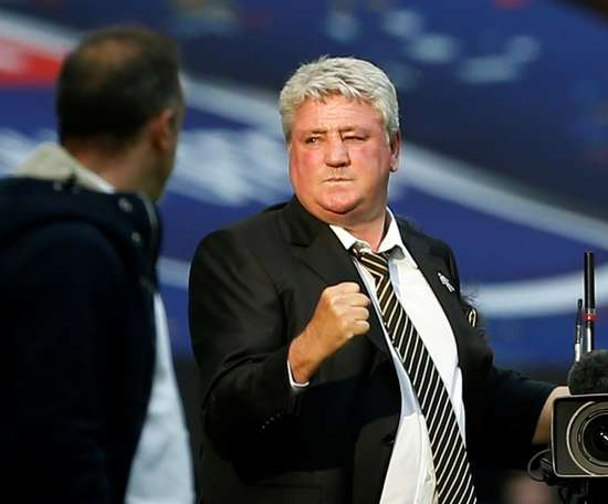 Newcastle thrashed by Wolves as fans bemoan Bruce appointment. AFP