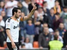 Le message de Parejo après l'élimination de Valence en C1. AFP