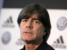 Gambling Germany boss Loew goes all-in ahead of Serbia friendly. AFP