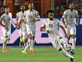 Les compos probables du match de la CAN entre l'Égypte et l'Afrique du Sud. AFP