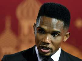 Eto'o is set to join Konyaspor after leaving Antalyaspor. AFP