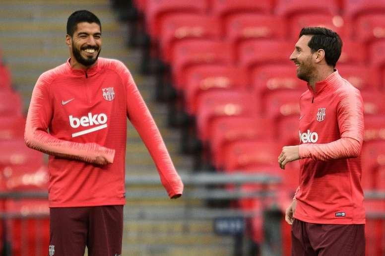 Pep Segura acredita em um Barça mais forte. AFP