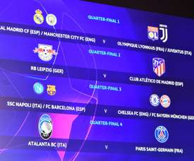 26 Champions Leagues to none. AFP