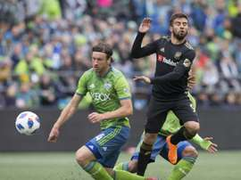 LAFC make MLS debut with 1-0 win in Seattle