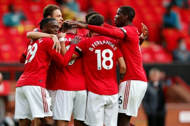United have to qualify for the Champions League. AFP