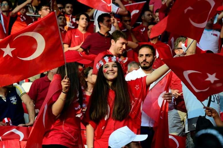 La Liga Turca constará el próximo curso de 21 equipos en lugar de 18. AFP