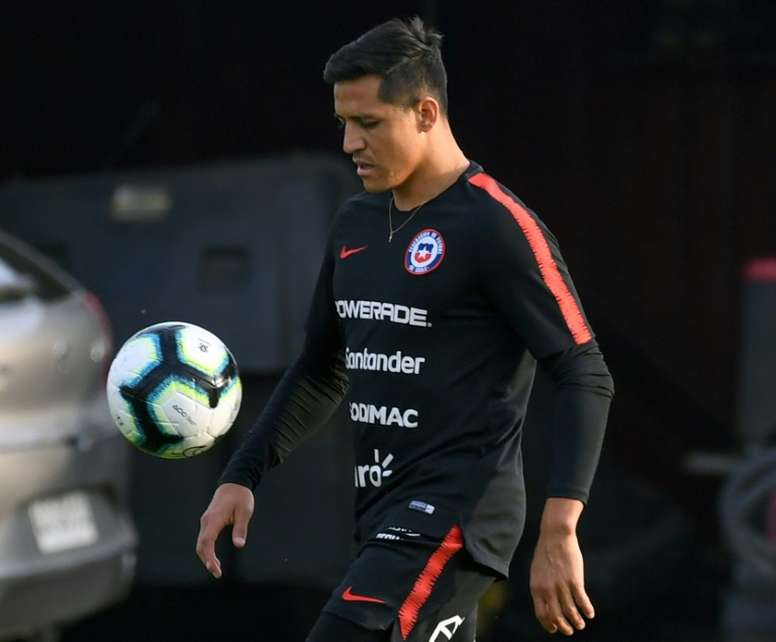 Copa offers Chile's Sanchez chance to banish United woes.