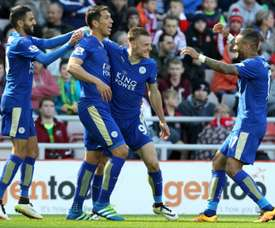 Simpson: Leicester can beat anyone.