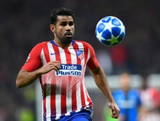 Costa is fit to play. AFP