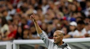 Salzbourg, adversaire du Real Madrid le 7 août. AFP