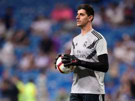 Formazioni Real Madrid-Leganes. AFP