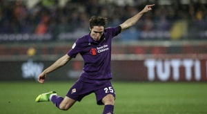 Fiorentina's Europa League push stalled with Cagliari defeat. AFP