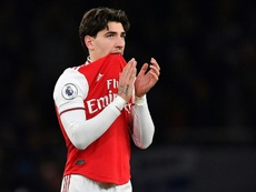 Arsenal's Bellerin invests in green football club