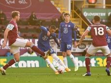 Chelsea were superb. AFP