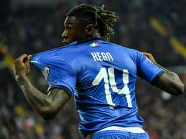 'What Tractors?' Italy starlet Kean hits back at father's bizarre claim