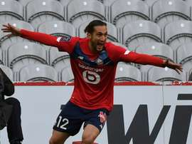 Yazici is one of Ligue 1's most sought after players. AFP