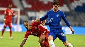 Thiago Alcántara sigue sonando para jugar en la Premier. AFP