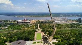 El Volgogrado Arena albergará cuatro partidos de la primera fase. AFP/Archivo