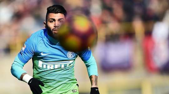 Gabriel Barbosa has struggled since joining Inter Milan. AFP