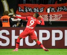 Lo United scarta Sancho. AFP