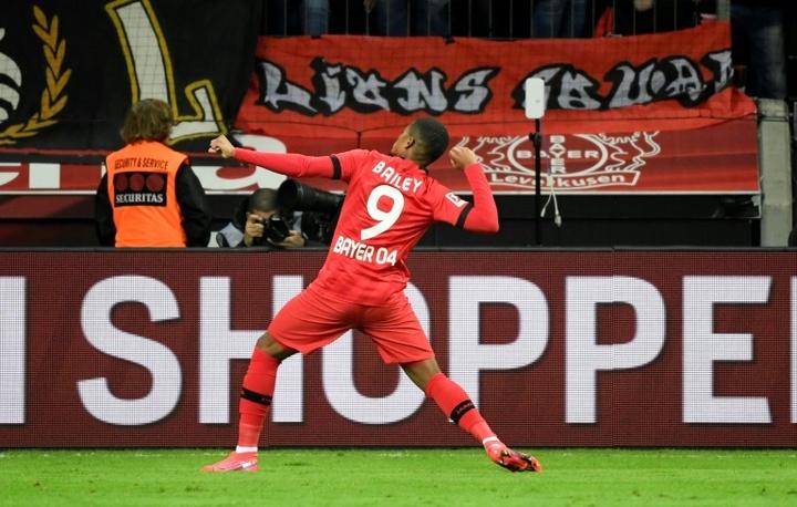 Leverkusen rejeita oferta de Aston Villa.AFP