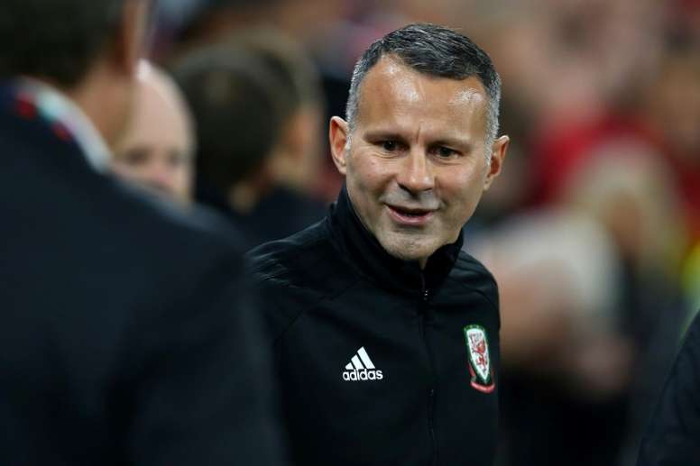 Giggs faces criticism after bad performance. AFP