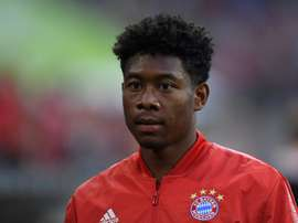 Man City have got a meeting with Alaba. AFP