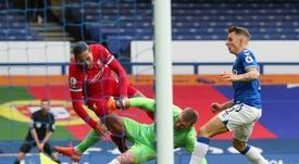 Van Dijk touché au ligament