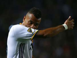Ashley Cole jugará un año más en Los Angeles Galaxy. AFP