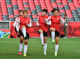 Las 'Rosas de Acero' terminaron su participación en los Juegos de Río. AFP