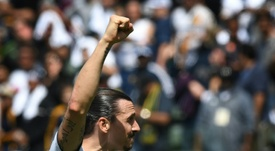 Adrenaline powers weary Ibrahimovic to dream debut