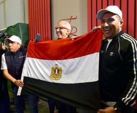 Egypt have been announced as the new tournament hosts. AFP